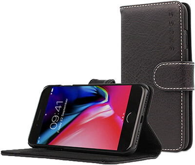 Snugg iPhone 7 and 8 plus Wallet Case