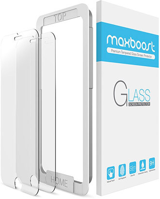 Maxboost iPhone 8 Screen Protector