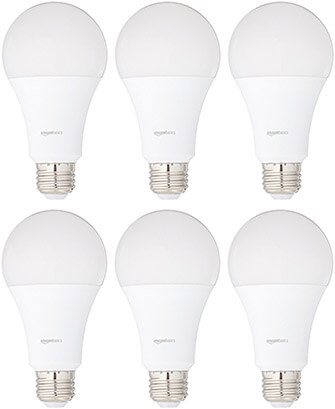 Amazonbasics LED Light Bulb