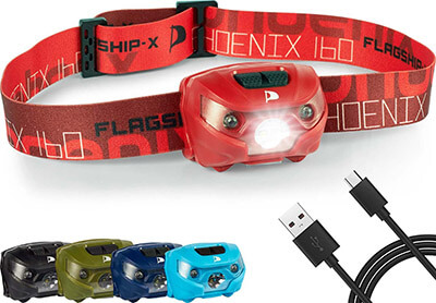 Flagship-X LED Headlamp