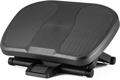 Halter F8012 Premium Foot Rest