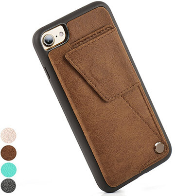 Zvedeng ZVE iPhone 8 wallet case