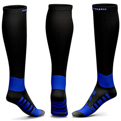 KKUP2U Compression Socks Medically Graduated men and women Compression socks