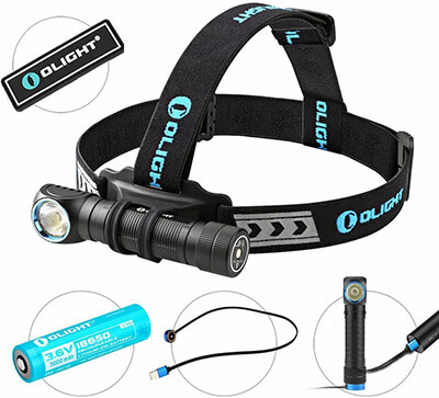 Olight nova Cree LED Headlamp