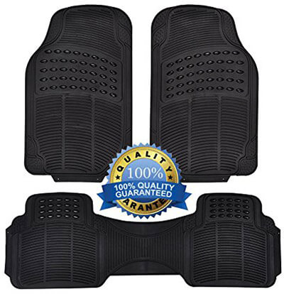 Gititlys Rubber Floor Mats