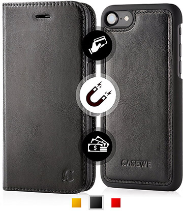 Casewe iPhone 8 wallet case