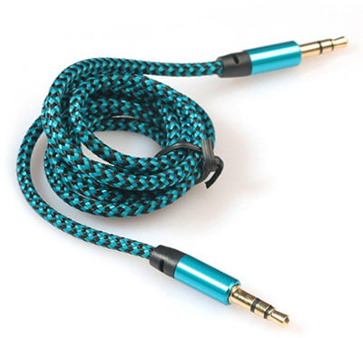 Dreamyth Stereo Car Auxiliary Audio cable