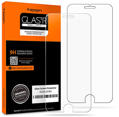 Spigen iPhone 8 Screen Protector