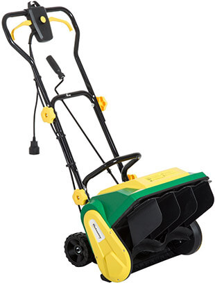 Outsunny 16 -Inch Electric 9 Amp Corded Snow Thrower