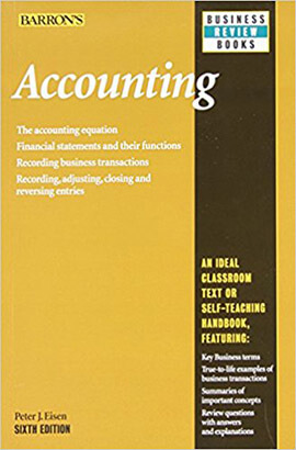 Accounting by Peter J.Eisen