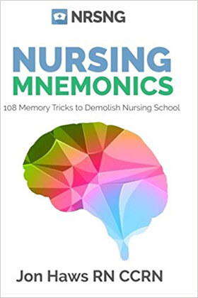 Nursing Mnemonics - 108 Memory Tricks to Demolish Nursing School