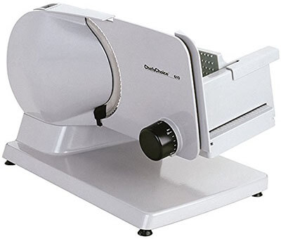 EdgeCraft 610 Electric Food Slicer