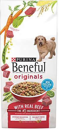 Purina Beneful Originals, Real Beef