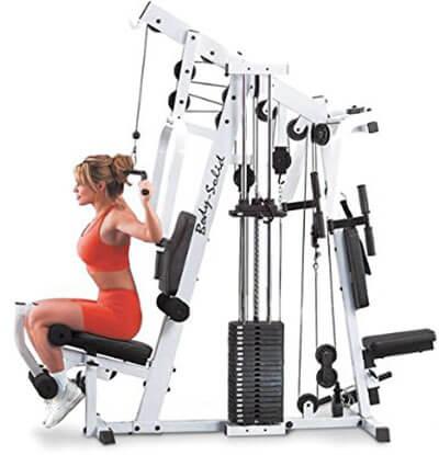Body-Solid EXM2500S StrengthTech Home Gym
