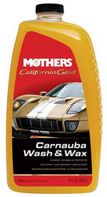 Mothers Carnauba Wash and Wax