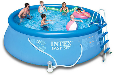 Intex Swimming Pool Set
