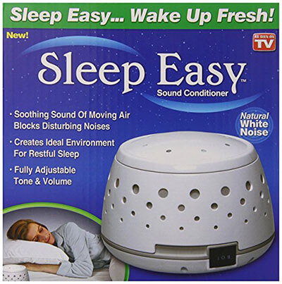 Sleep Easy Sound Conditioner