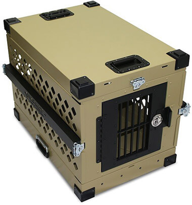 Grain Valley Dog Crate