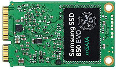 Samsung SSD 850 EVO 250GB, mSATA