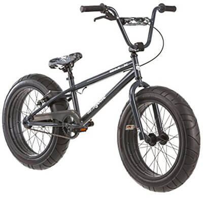 Mongoose Bmax Boy's Fat Tire Bike-20Inch