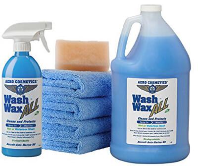 Aero Cosmetics Car Wash Wax Kit