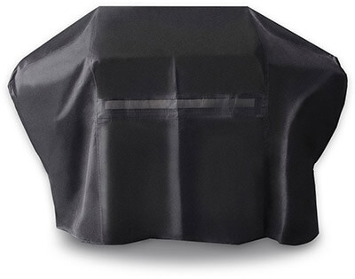 iCOVER Heavy-Duty Waterproof patio outdoor oxford Barbecue Smoker/Grill Cover