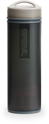 GRAYL Ultralight Water Purifier Bottle with Filters