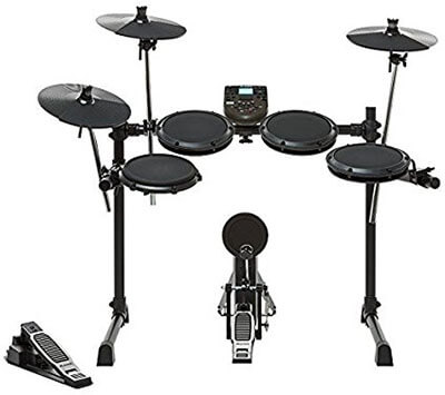 Alesis DM6 Nitro Kit 8-Piece Compact Beginner Electronic Drum