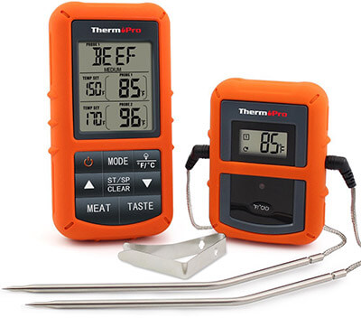 ThermoPro TP20 Wireless Digital Cooking Food Meat Thermometer