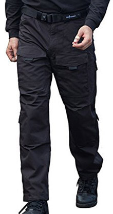FREE SOLDIER Multi-Pocket Breathable Men's Tactical Pants