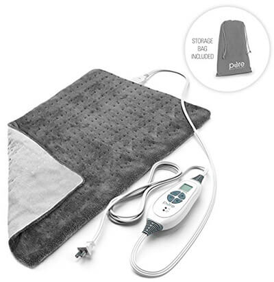 Pure Enrichment King Size Heating Pad