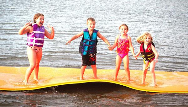 Redneck Convent Jumbo Floating Pad
