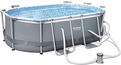 Bestway Oval Frame Pool Set