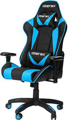 Merax Gaming Chair Ergonomic Design Racing Chair