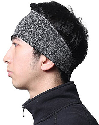 Sunmeci Headbands for men