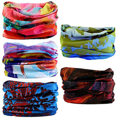 Oureamod mens headbands