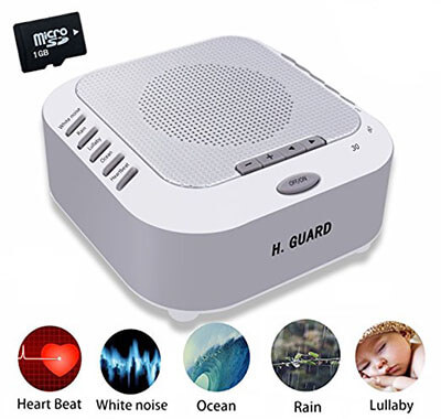 H.Guard White Noise Machine