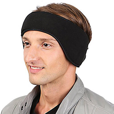 HIG Ear Warmers Muffs Headband