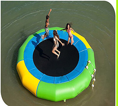 YJINGRUI Water Trampoline