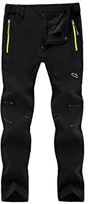 Huntvp Men's Tactical Pants Lightweight Outdoor Hiking Pants