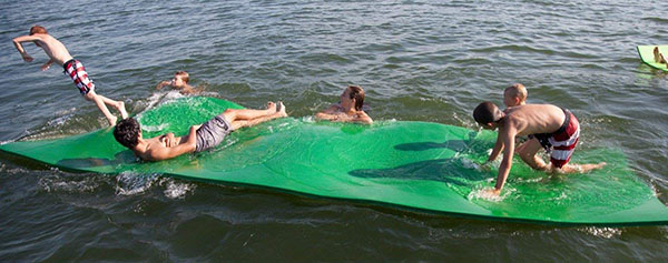 Bart's Watersports Floating Mat