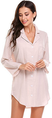 Avidlove Women's Sleep Shirt