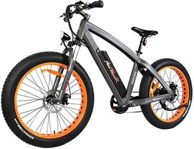 Addmotor MOTAN Electric Mountain Bike 26 inch Fat Tire Bicycle