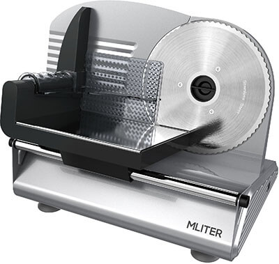 MLITER Electric Food Slicer