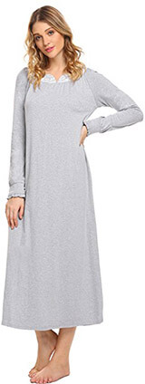 Ekouaer Casual Women's Sleepwear