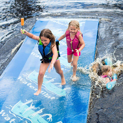 Airhead EX Floating Water Mat