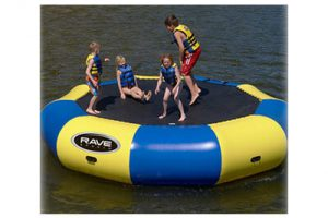 Top 10 Best Water Trampolines in 2018 for This Summer