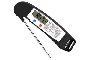 Top 10 Best Digital Meat Thermometers in 2018 Reviews