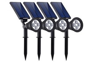 Top 10 Best Solar Garden Lights in 2018 Reviews