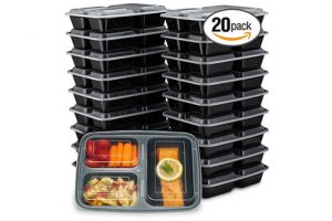 Top 10 Best Meal Prep Containers in 2018 Reviews